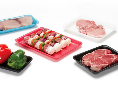Processor Supermarket Meat Trays