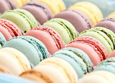 Get Your Custom Printed Macaroon Boxes