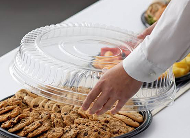 Durable Packaging Cookie Tray