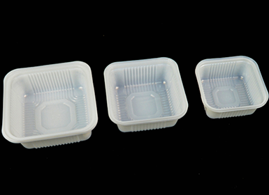 Characteristics of plastic packaging box