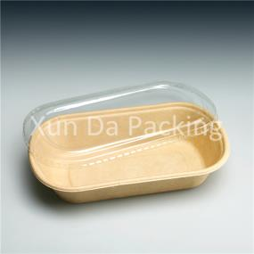 Deli food tray