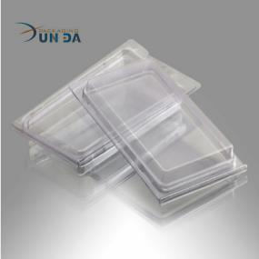 Transparent Plastic Blister Clamshell Boxes With Hang Hole