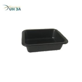 Trade Assurance Eco-friendly Disposable1000ml plastic food container
