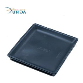Eco-friendly PP Material Disposable Plastic Microwave Food Container