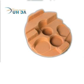 High quality Flocking Blister Packaging Inner Tray And Boxes For Food Product